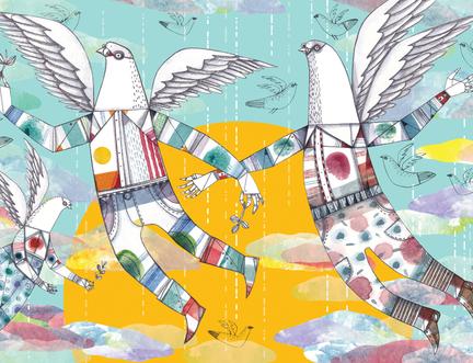 Edinburgh International Book Festival & Gutter Magazine Launch The Freedom Papers
