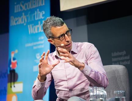 Capitalism needs a new narrative to survive says BBC's Economics Editor Kamal Ahmed