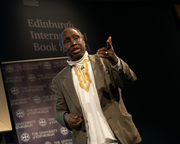 Kenyan Novelist Ngũgĩ wa Thiong'o Speaks at the Book Festival