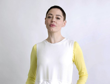 'Born dissenter' Rose McGowan bided her time in Hollywood.