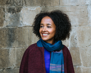 Black authors are still expected to 'dissect' the issue of race says Diana Evans at Edinburgh International Book Festival