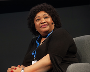 Zindzi Mandela was 15 when she first met her father, Nelson.