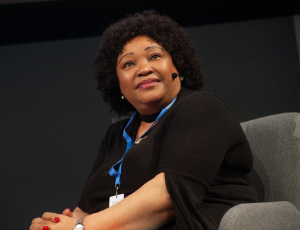 Zindzi Mandela, the youngest daughter of Nelson and Winnie Mandela, was 15 years old the first time she met her father in prison.