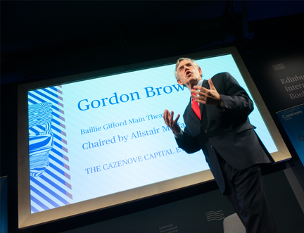 Corbyn must change approach to Anti-semitism, says Gordon Brown.