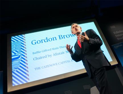Gordon Brown: Corbyn must change approach to anti-semitism