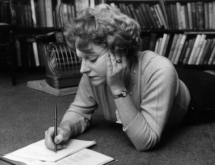 Muriel Spark is Still Scotland's Greatest Living Writer, says Ali Smith at the Book Festival