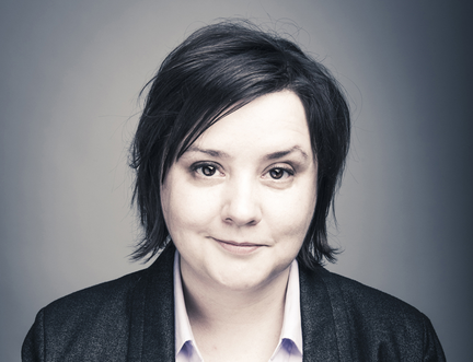 Doing Strictly 'completely changed the way I look at me', says Susan Calman at the Book Festival