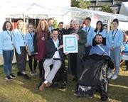 Book Festival Wins Euan's Guide Accessible Festival Award for Third Consecutive Year