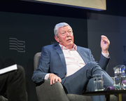 Corbyn's 'Momentum' is 'malice dressed as virtue', says former MP Alan Johnson at the Book Festival