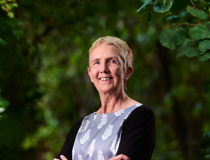 Ann Cleeves loves watching Shetland TV series to find out what happens next