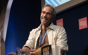 Jasper Fforde (2018 Event)
