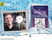 Diary Of A Wimpy Kid: The Meltdown with Jeff Kinney