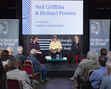 Neil Griffiths & Richard Powers (2018 Event)
