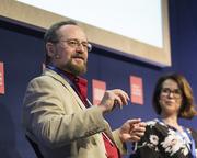Stuart MacBride with Stephanie Merritt (2018 Event)