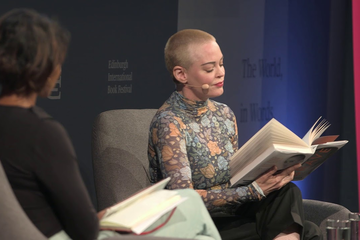 Rose McGowan (2018 Event)