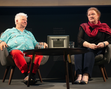 Sue Black with Val McDermid (2018 Event)