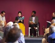 Shahad Al Rawi & Michael Donkor (2018 Event)