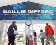 Baillie Gifford Expands Support for Edinburgh International Book Festival