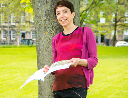 Janet Smyth to step down from her role as Children and Education Programme Director at the Edinburgh International Book Festival