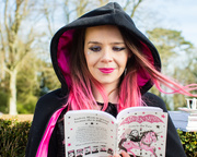 Harriet Muncaster: Isadora Moon Returns