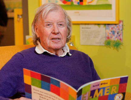 Elmer's Big Birthday with David McKee (Cancelled)