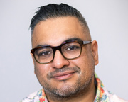 Jason Reynolds & Nikesh Shukla: Left Jab, Write Hook