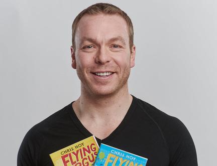 Chris Hoy: Flying Fergus's Big Finale