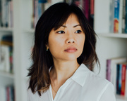 Madeleine Bunting & Jing-Jing Lee