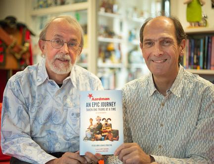 Peter Lord & David Sproxton
