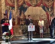 Director awarded the Ordre National du Mérite