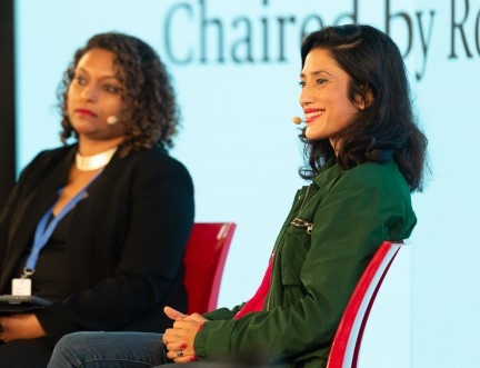 """""""Radicalisation is underpinned by raging inequality, anger and impotence""""  Fatima Bhutto at the Edinburgh International Book Festival"""