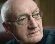 "Mansplaining is ""rife in Christianity"", says Richard Holloway"