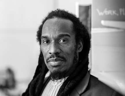 """""""I think racists now have just gotten a lot more sophisticated,""""  says Benjamin Zephaniah."""