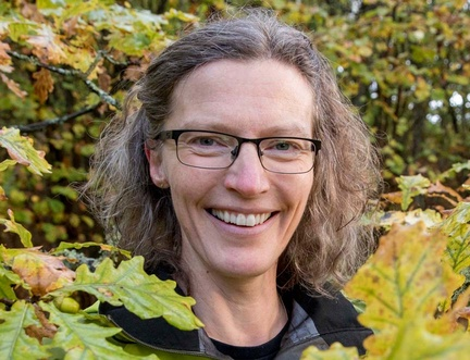 """Insects """"really save our lives every single day,"""" says Anne Sverdrup-Thygeson."""