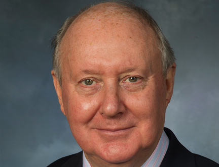 """""""It is a mark of a civilised society that we have a National Health Service,"""" says Dr. Kenneth Calman."""