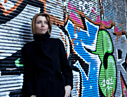"""""""Populism is a fake answer to real problems,"""" says Turkish writer Elif Shafak"""