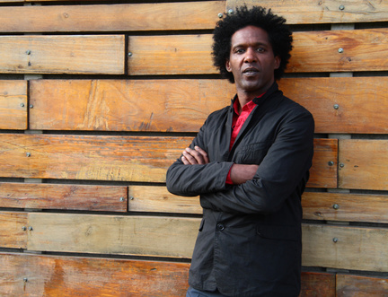 """Art saves lives,"" says Lemn Sissay."