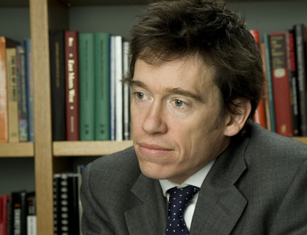 """Somehow the idea of leadership has become fairytales,"" says Rory Stewart."