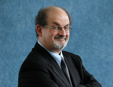 """""""If that person can be the President of the United States  then anything can happen,"""" – Salman Rushdie"""