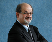 """""""If that person can be the President of the United States then anything can happen"""" says Salman Rushdie"""