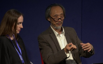 Ma Jian talks to André Naffis-Sahely at the Edinburgh International Book Festival