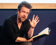 Kevin Barry at the Edinburgh International Book Festival