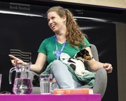 Caroline Criado Perez talks to Sally Magnusson at the Edinburgh International Book Festival