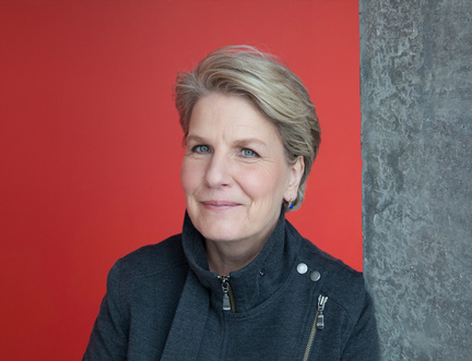 Announcing An Exclusive Scottish Event with Sandi Toksvig