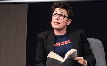 Sue Perkins speaks to Ruth Wishart at the Edinburgh International Book Festival