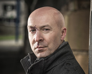 Christopher Brookmyre at the Edinburgh International Book Festival