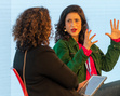 Fatima Bhutto at the Edinburgh International Book Festival
