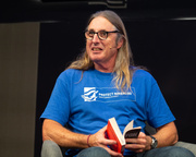 Tim Winton at the Edinburgh International Book Festival
