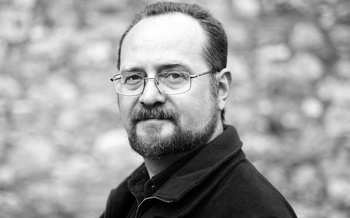 Stuart MacBride at the Edinburgh International Book Festival