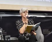 Tracey Thorn at the Edinburgh International Book Festival
